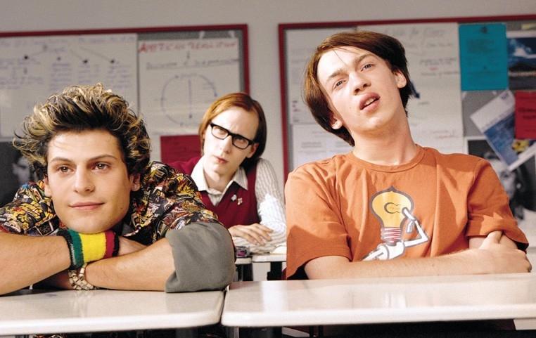 I giovani protagonisti del film Night of the living dorks