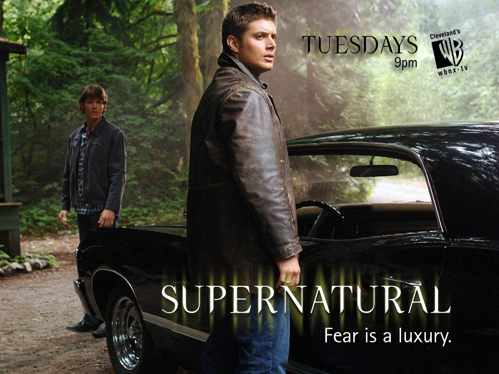 Wallpaper della serie Supernatural