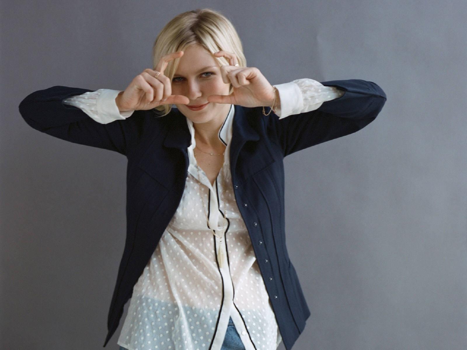 Wallpaper di Kirsten Dunst, ex-bimba prodigio, star del franchise di Spider Man