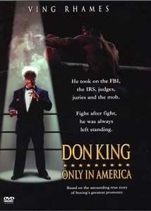 La locandina di Don King - Una storia tutta americana