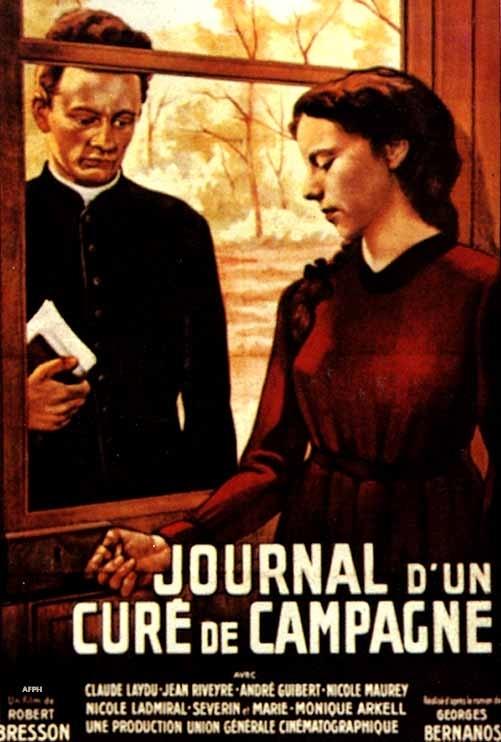 La locandina di Il diario di un curato di campagna