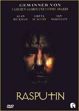 La locandina di Rasputin