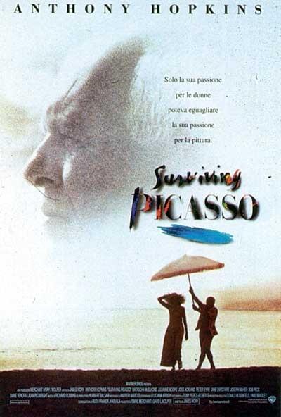 La locandina di Surviving Picasso