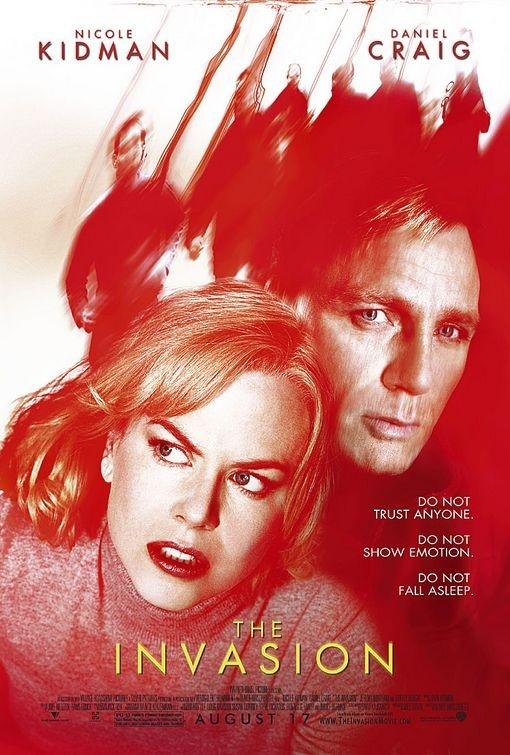Poster del film The Invasion