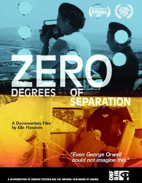 La locandina di Zero Degrees of Separation