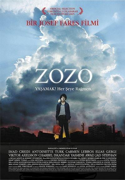 La locandina di Zozo