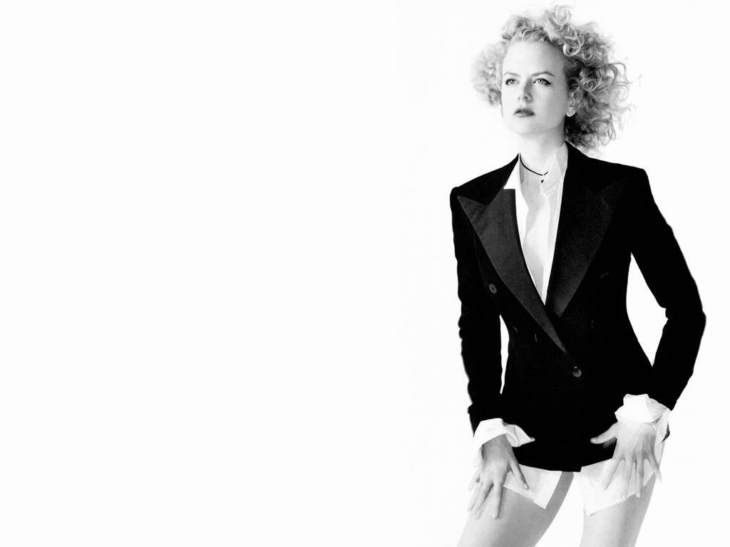 Wallpaper di Nicole Kidman, elegante e sexy