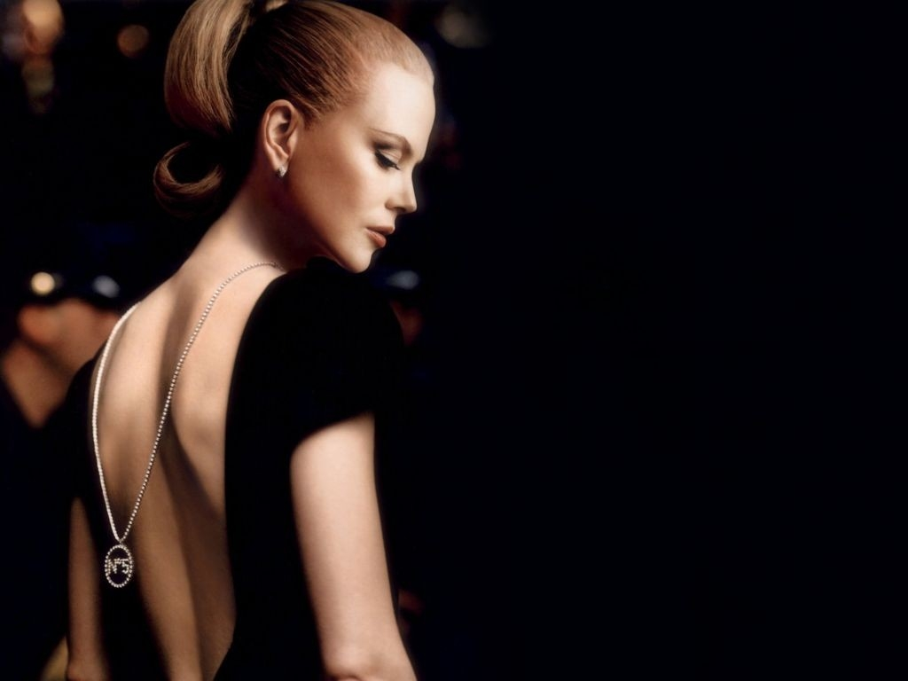 Wallpaper di Nicole Kidman per Chanel