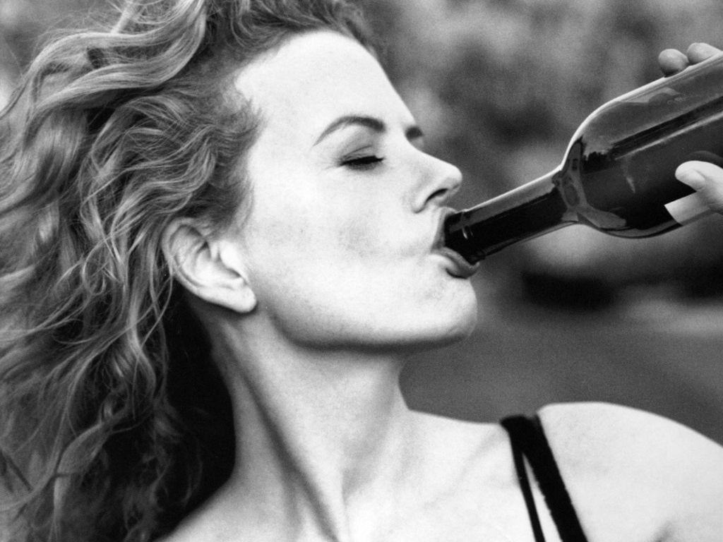 Wallpaper di Nicole Kidman in versione 'selvaggia'