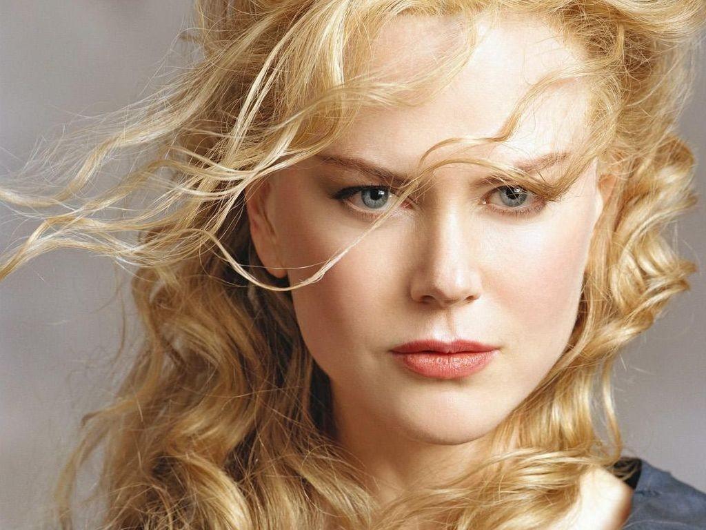 un wallpaper dell'attrice australiana Nicole Kidman