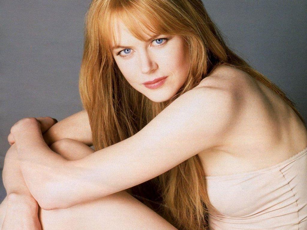 Wallpaper di Nicole Kidman, con una splendida foto dell'attrice