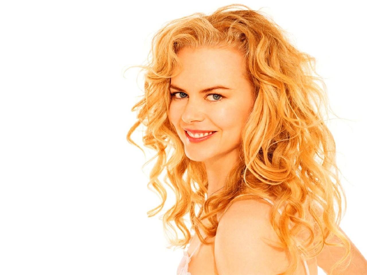 Wallpaper della rossa Nicole Kidman