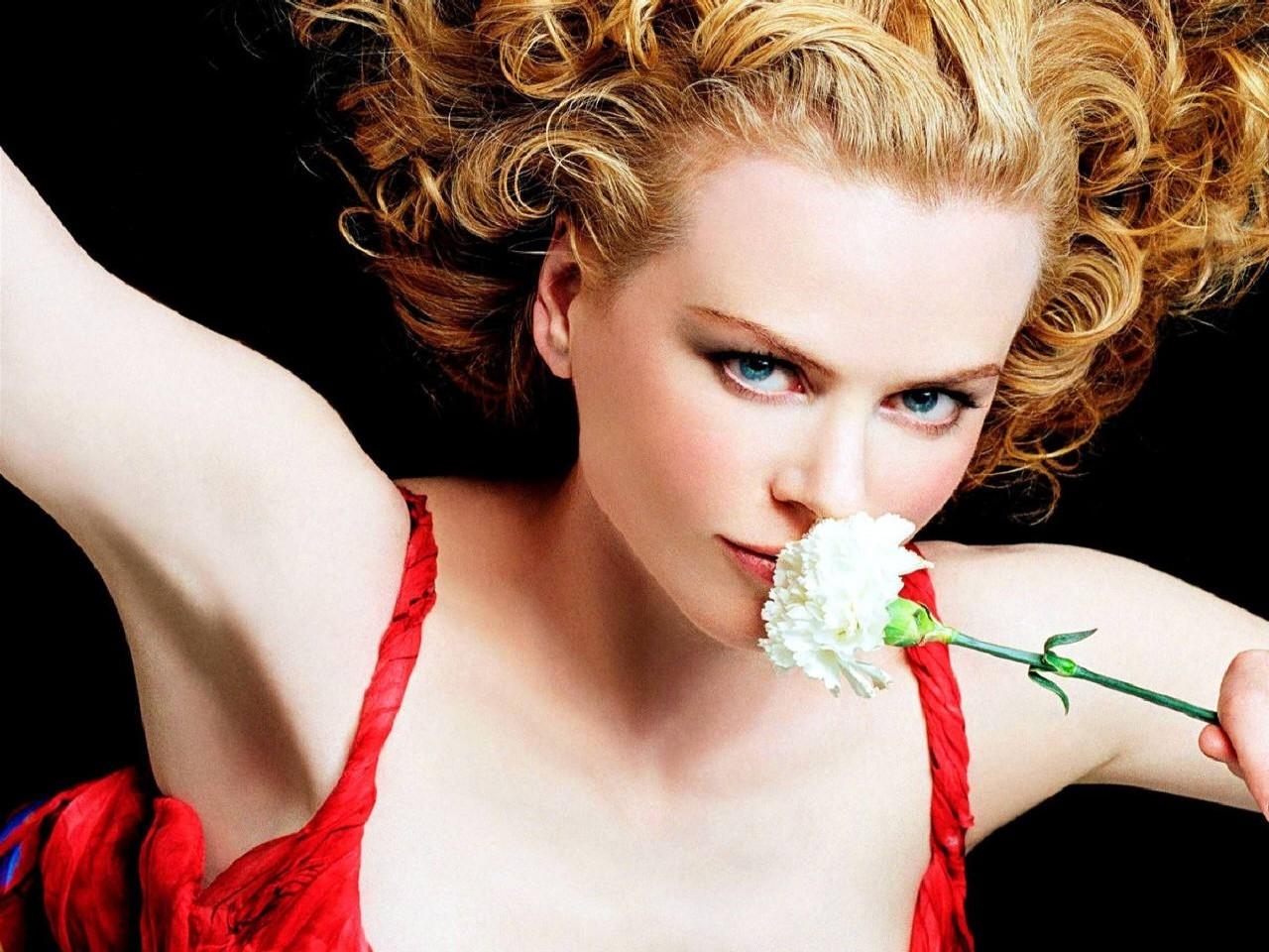 Wallpaper della star australiana Nicole Kidman