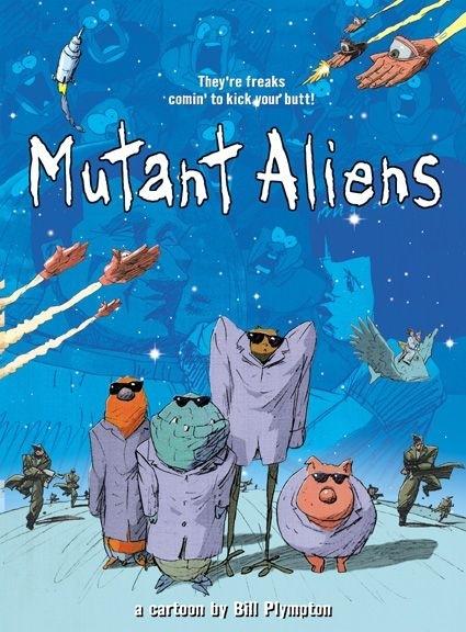 La locandina di Mutant Aliens