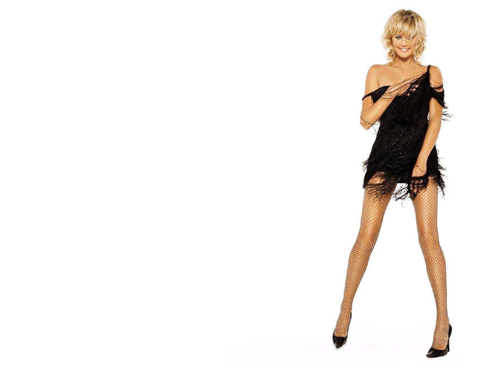 Wallpaper di Charlize Theron, sexy in tacchi a spillo