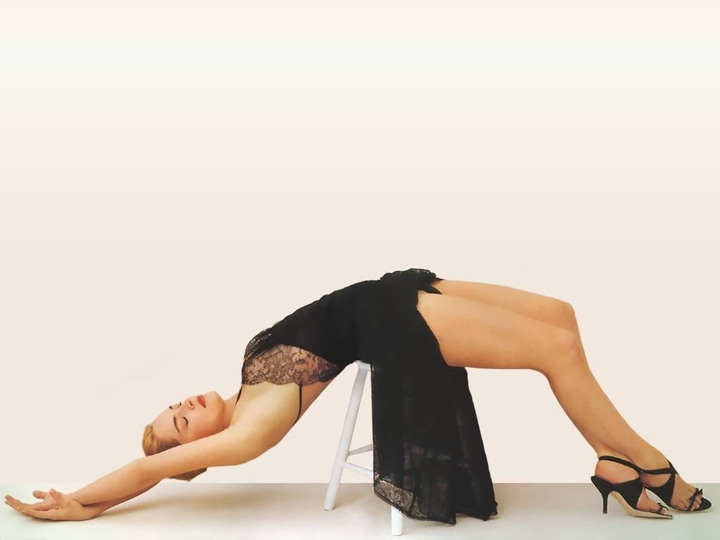 Wallpaper: una seducente Sharon Stone