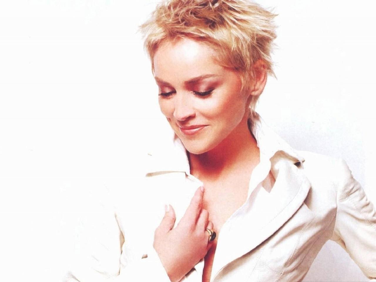 Wallpaper - Sharon Stone, luminoso sex-symbol degli anni '90 con Basic Instinct