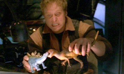 Alan Tudyk in una scena di Firefly, episodio Serenity