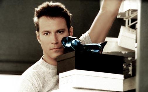 John Corbett in una scena di Sex and the City, episodio Strane manie da single