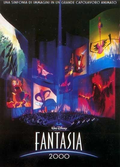 La locandina di Fantasia 2000
