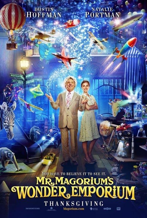 locandina di Mr. Magorium's Wonder Emporium