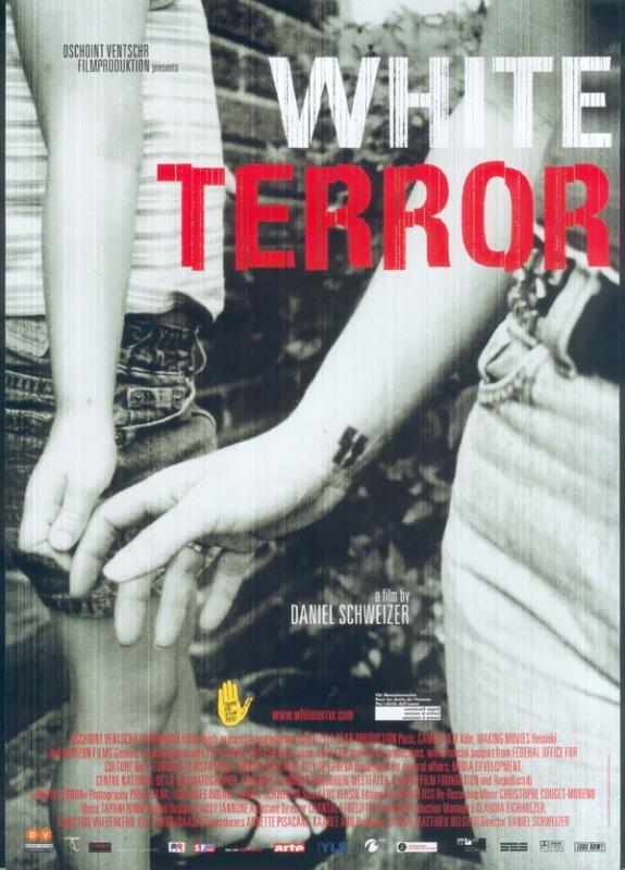 La locandina di White Terror
