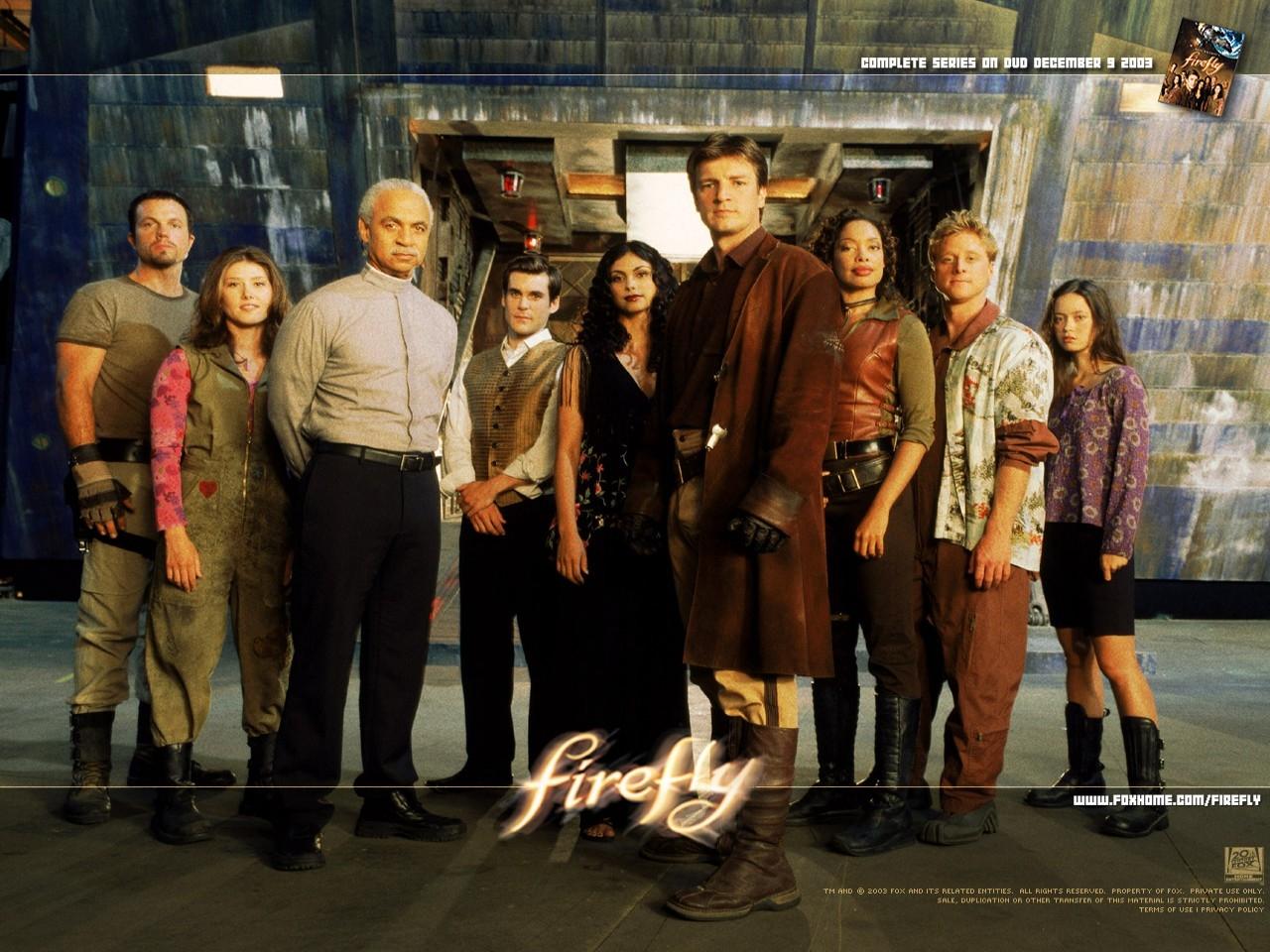 Wallpaper della serie Firefly