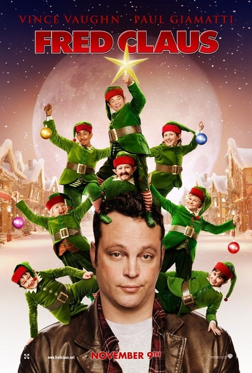 poster di Fred Claus