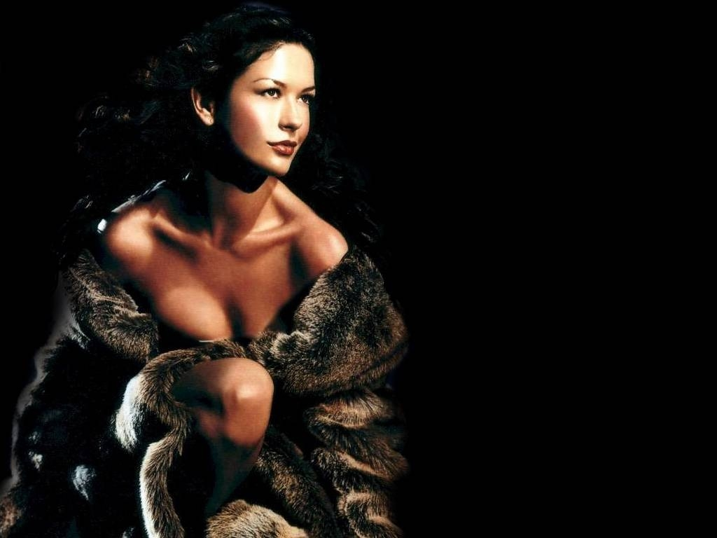 Wallpaper della diva Catherine Zeta-Jones