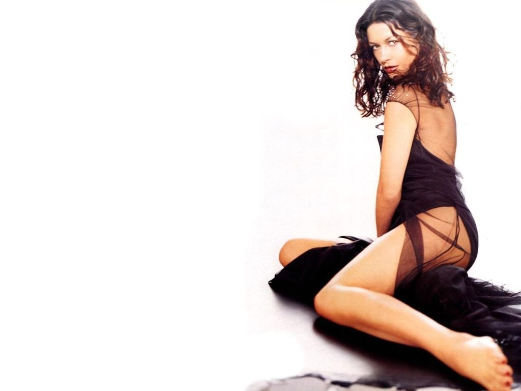 Wallpaper di Catherine Zeta-Jones, una diva strepitosamente sexy