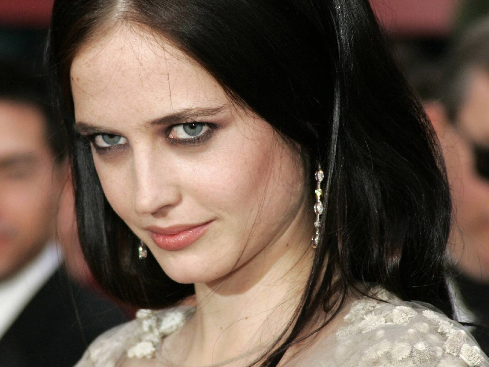 Wallpaper dell'attrice francese Eva Green