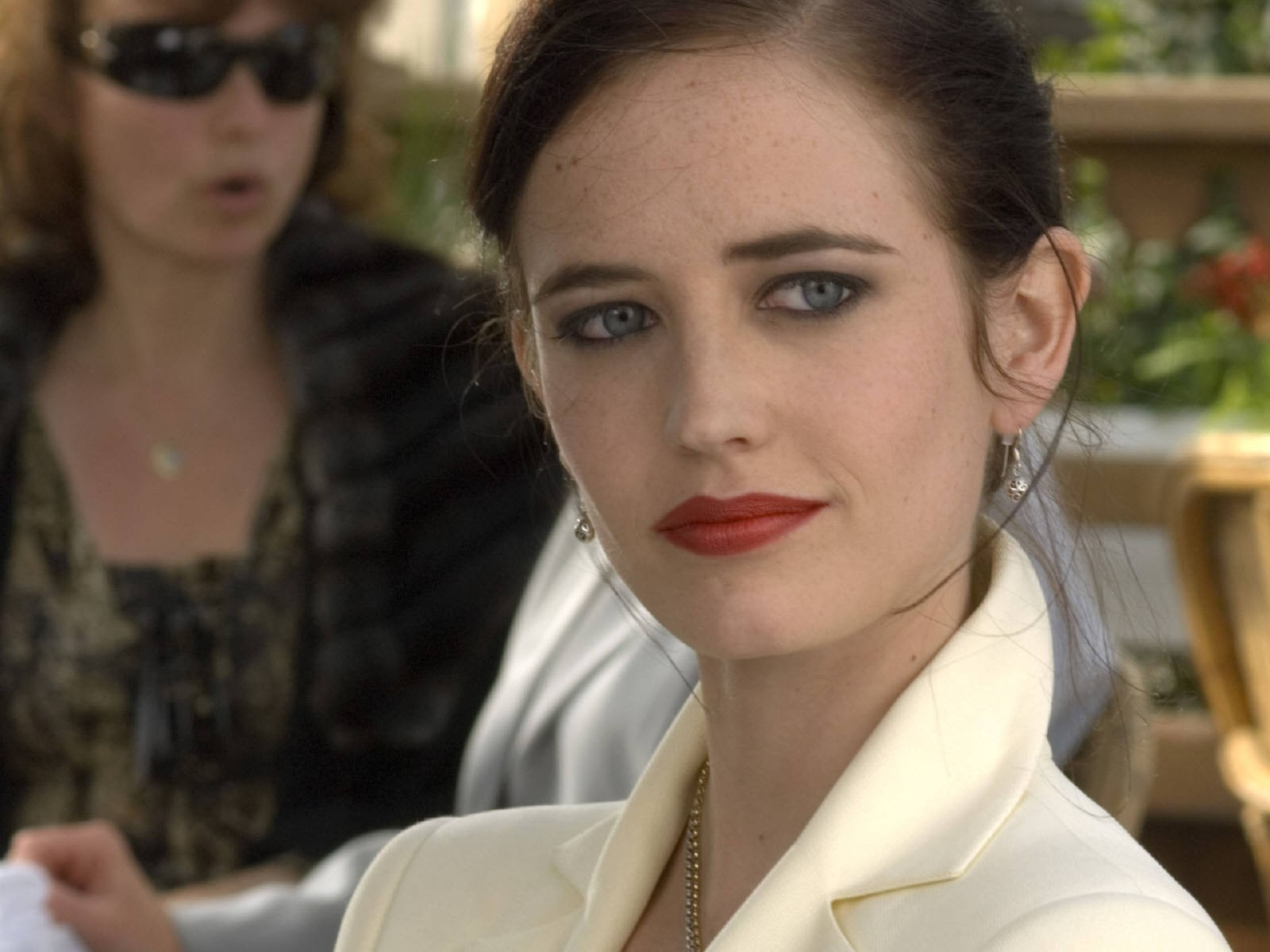 Wallpaper elegante di Eva Green