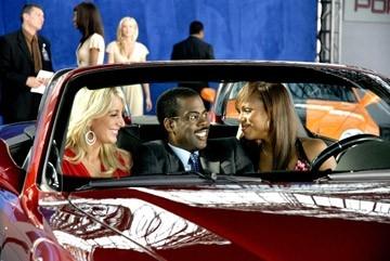 Chris Rock e Kerry Washington in una immagine del film Manuale d'infedeltà per uomini sposati