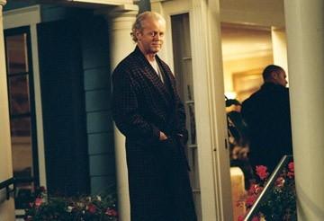David Morse in una scena del film Disturbia