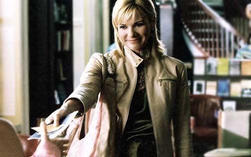 Kim Cattrall in una scena di Sex and the City, episodio In viaggio verso Big
