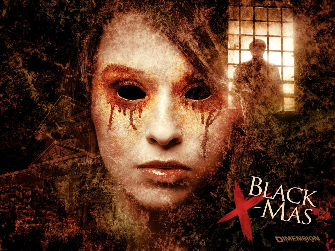 un Wallpaper del film Black Christmas - Un Natale rosso sangue