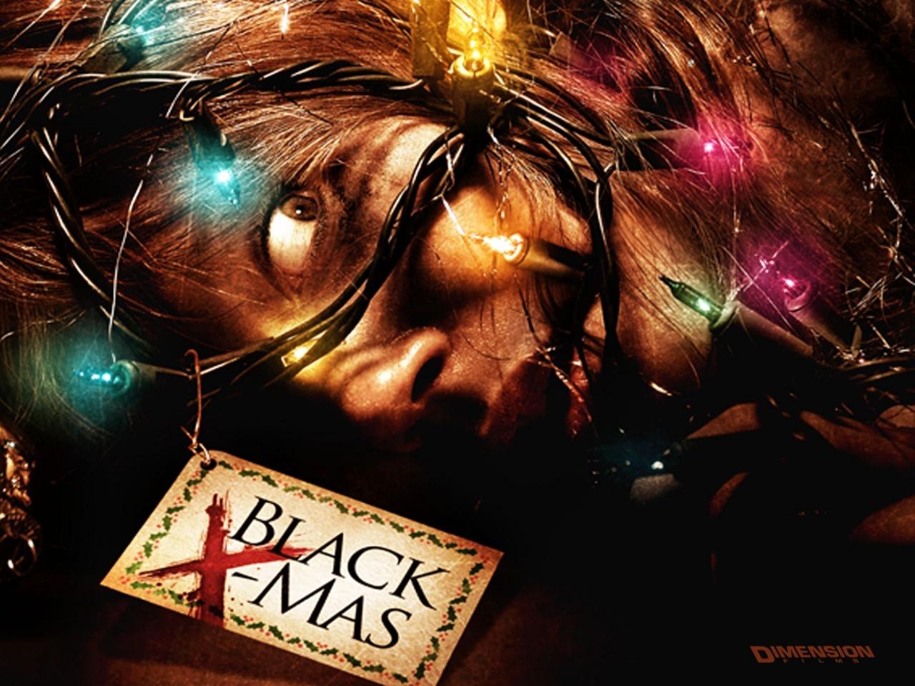 Wallpaper del film Black Christmas - Un Natale rosso sangue (2006)
