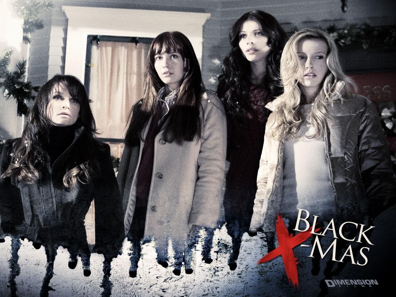 Wallpaper di Black Christmas - Un Natale rosso sangue con le protagoniste del film