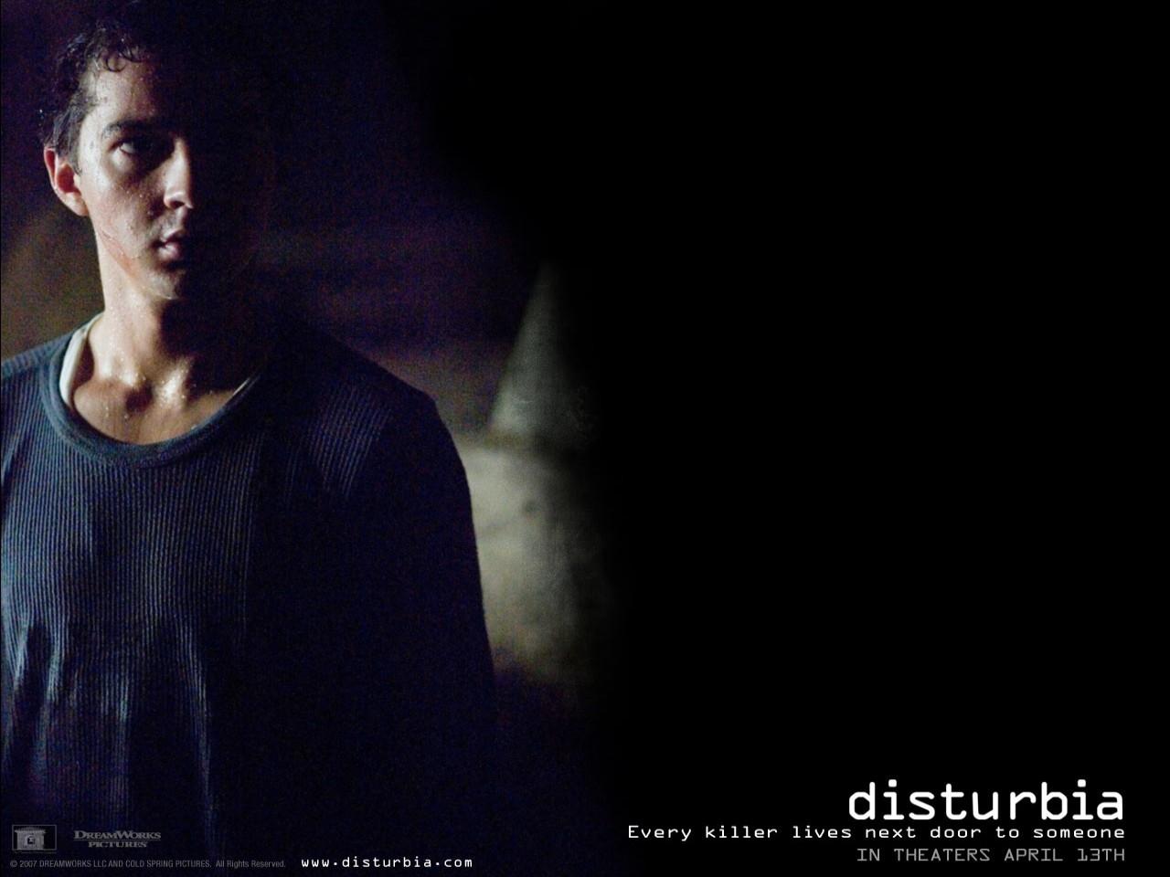 Wallpaper del film Disturbia
