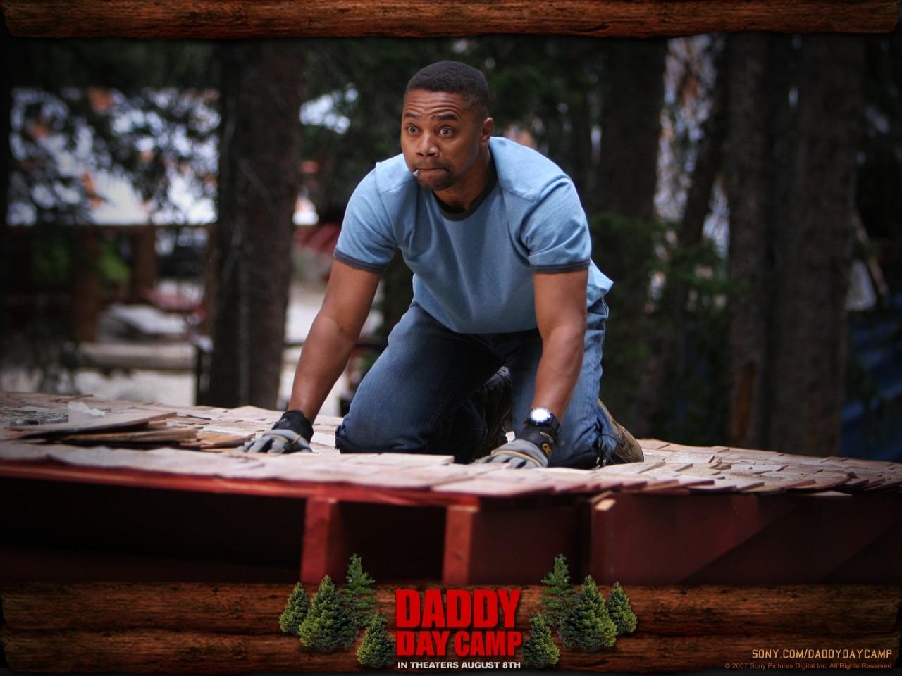 Wallpaper del film Il campeggio dei papà