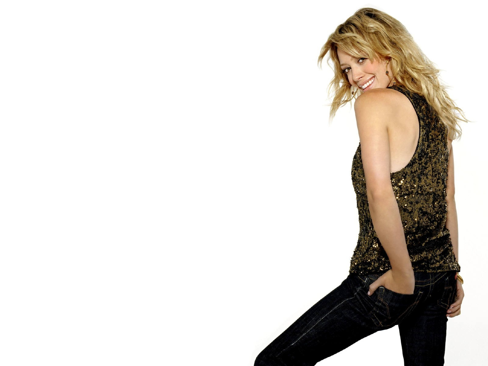 Wallpaper di Hilary Duff - 2