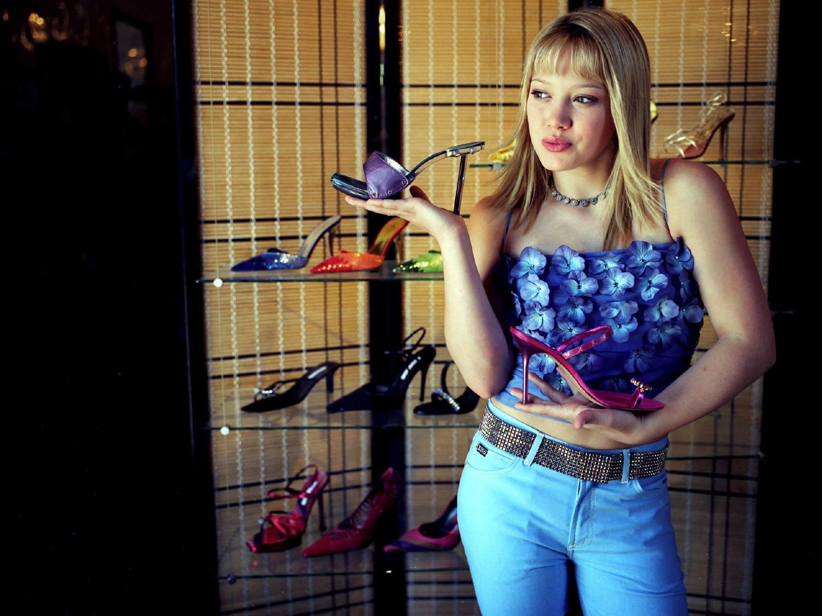 Wallpaper di Hilary Duff - 8