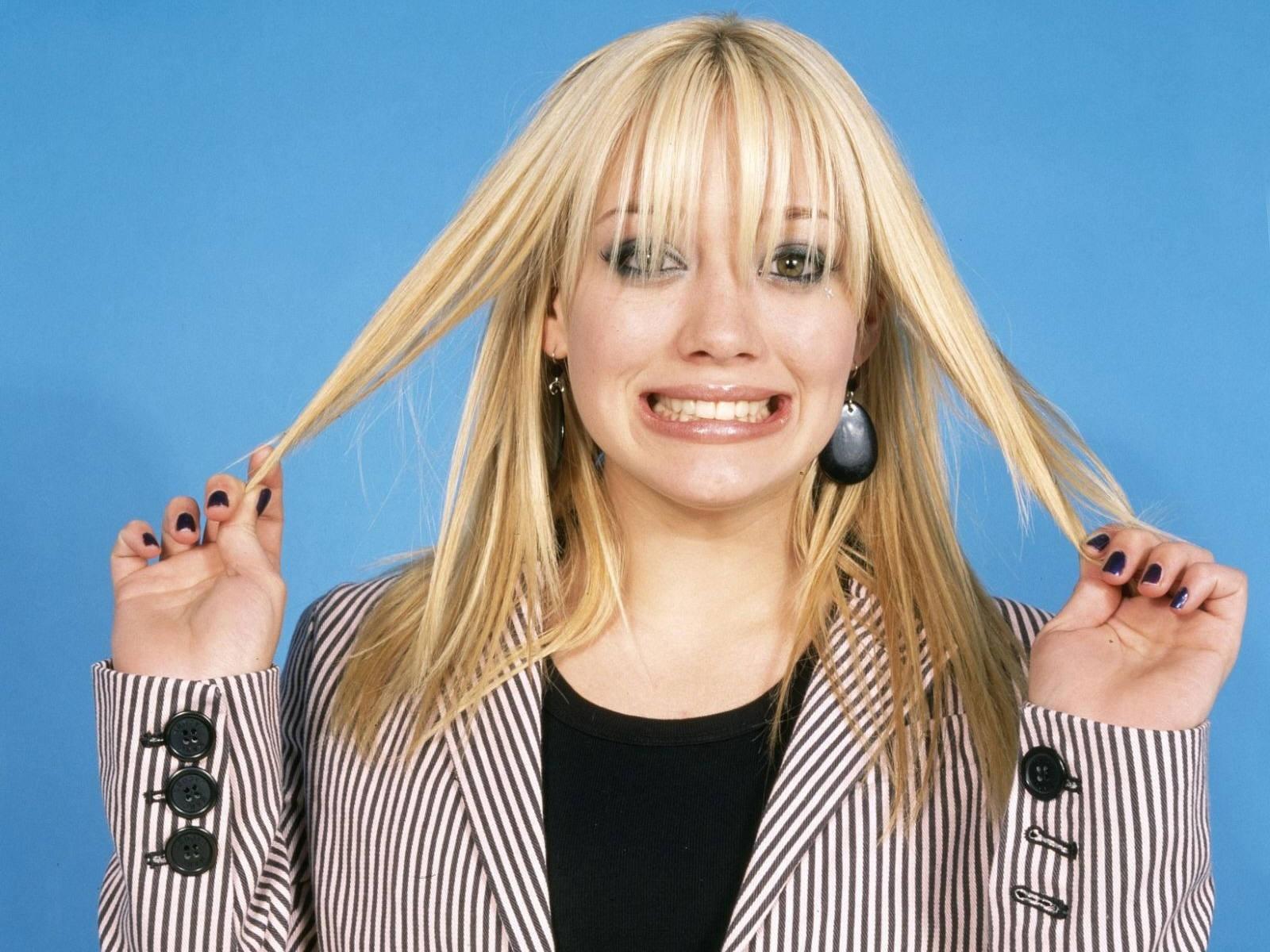Wallpaper di Hilary Duff - 55
