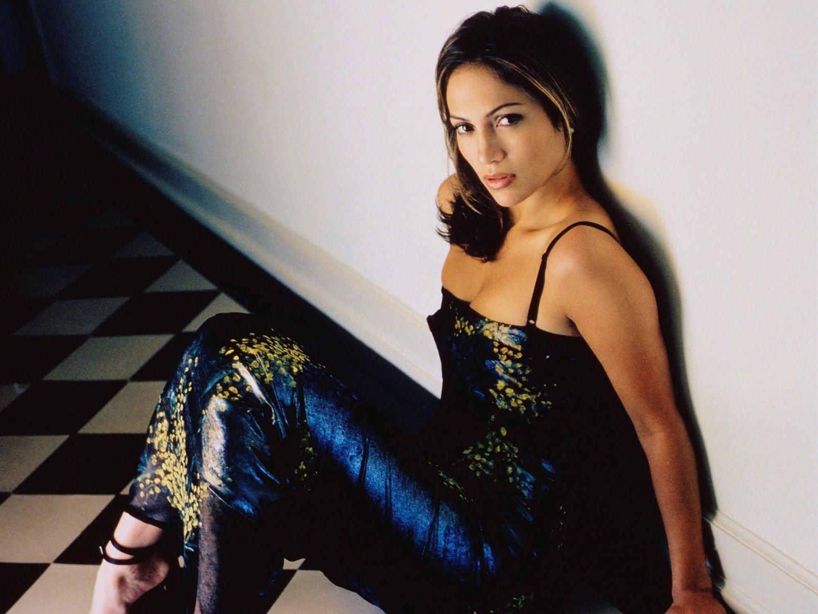 Wallpaper di Jennifer Lopez, attrice e cantante