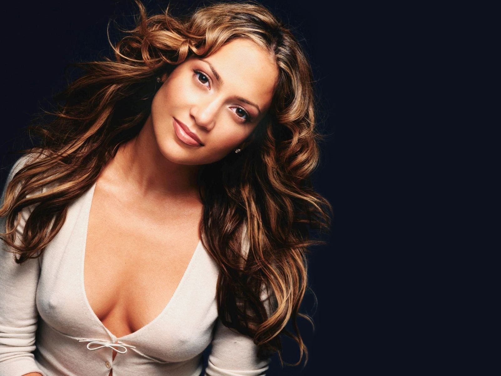 Wallpaper di Jennifer Lopez attrice e stella del pop latino