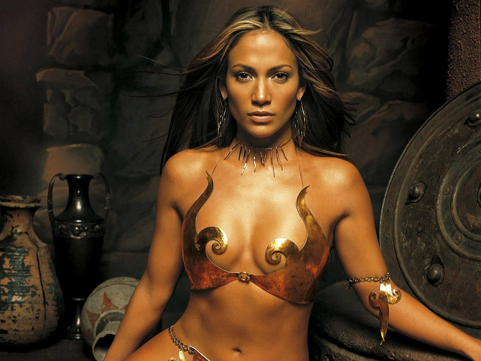 Sexy wallpaper di Jennifer Lopez