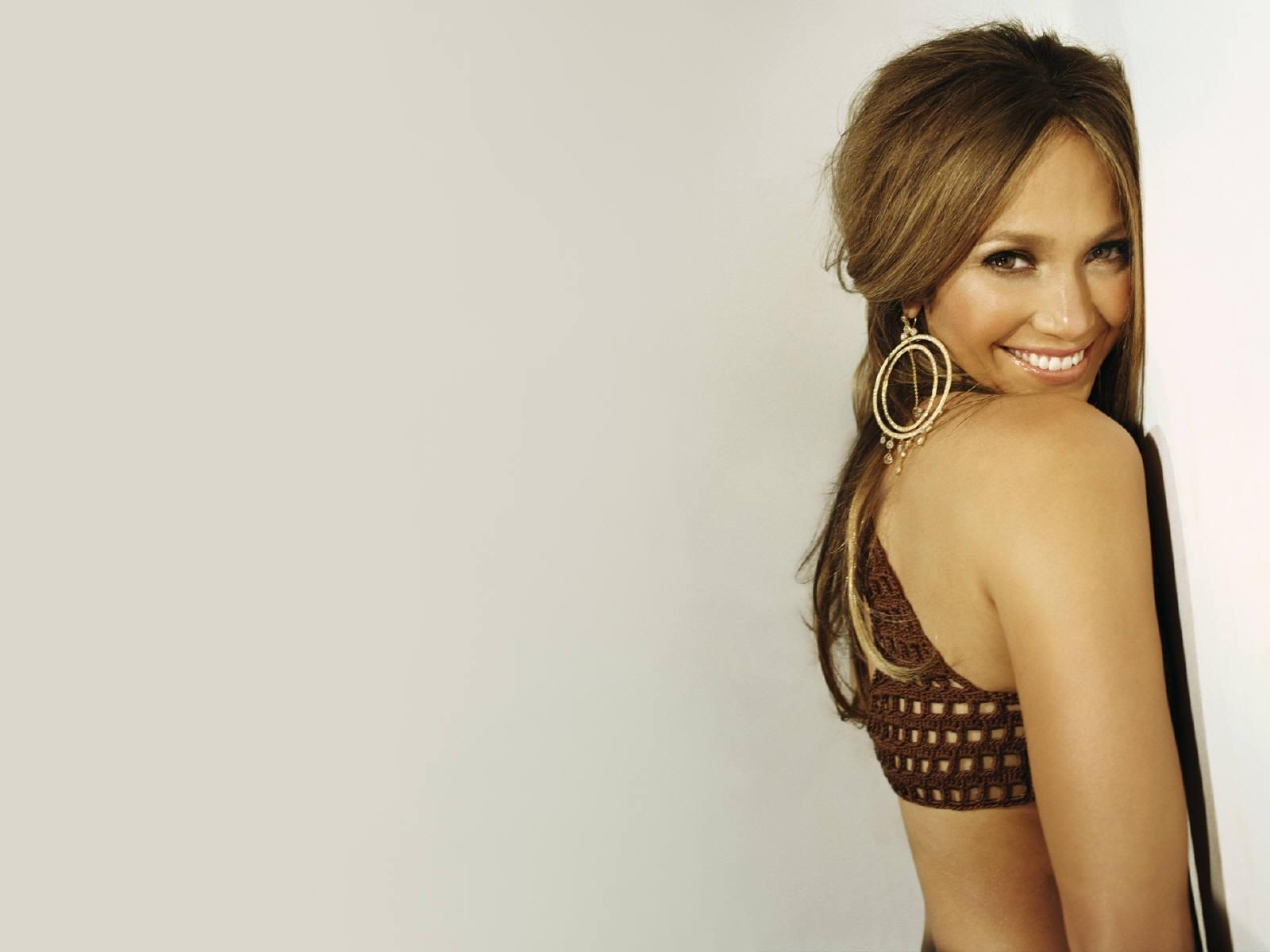Wallpaper di Jennifer Lopez, sexy e spiritosa