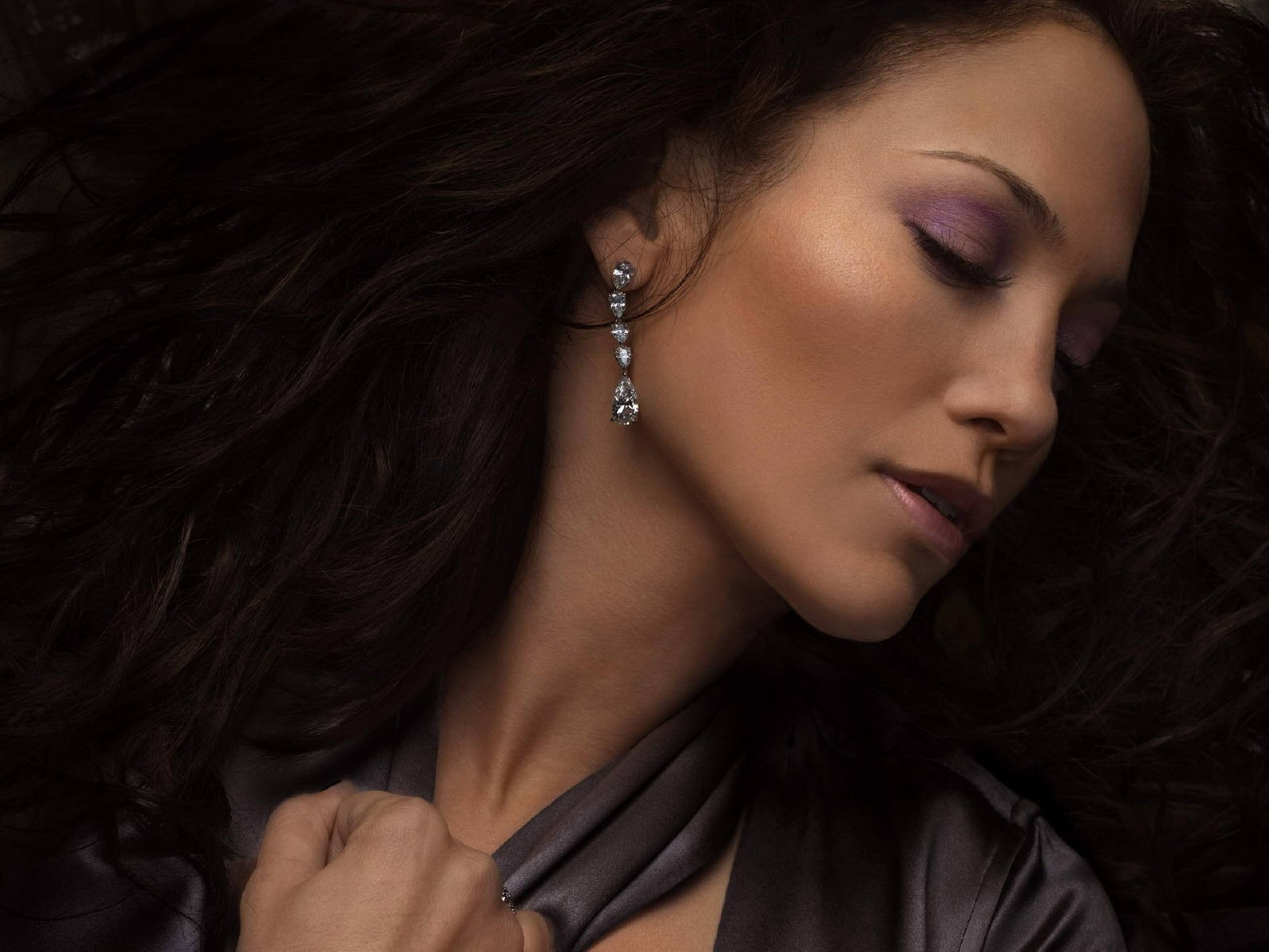 Wallpaper di una sensualissima Jennifer Lopez