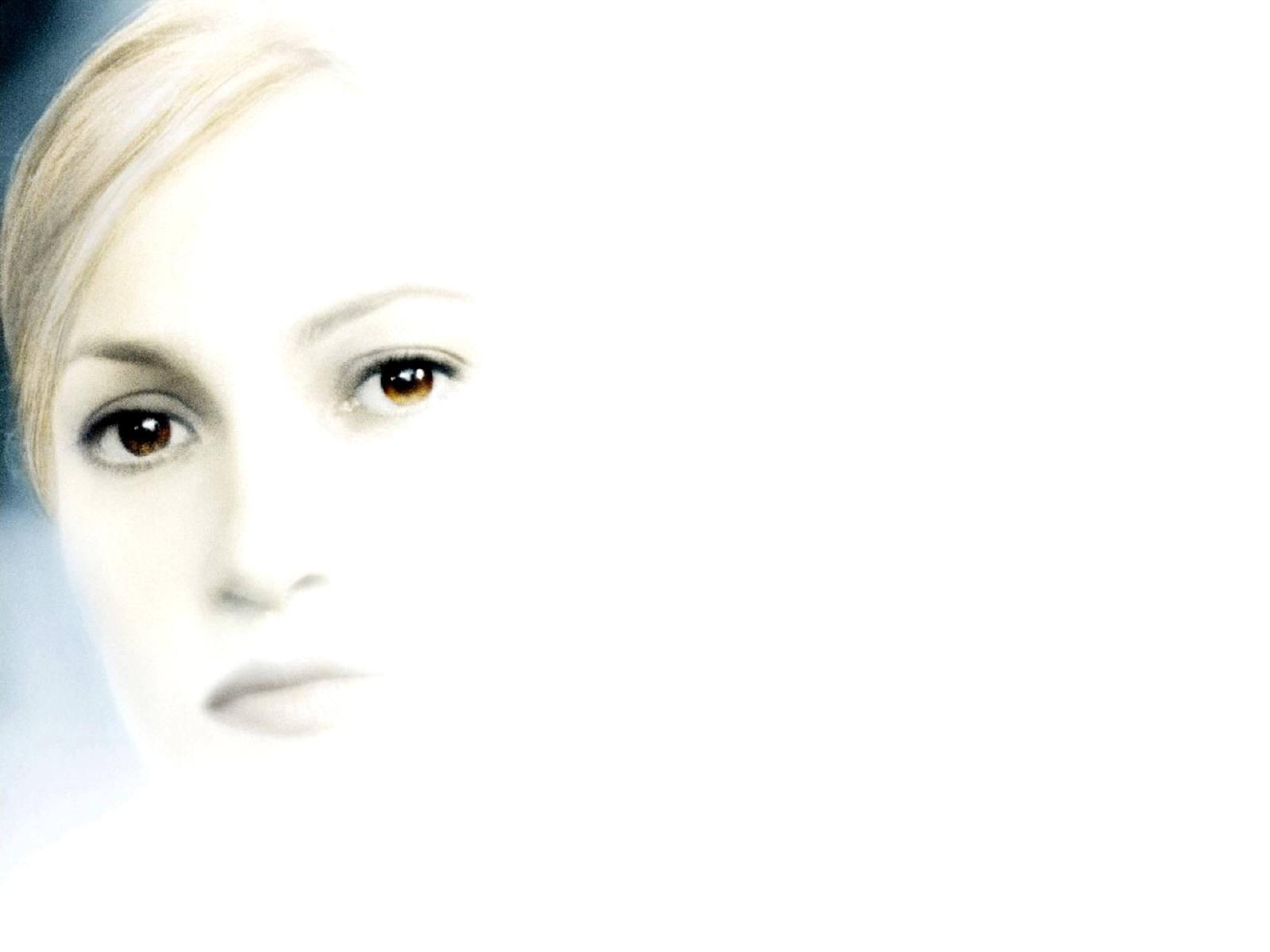 Wallpaper di Jennifer Lopez in bianco