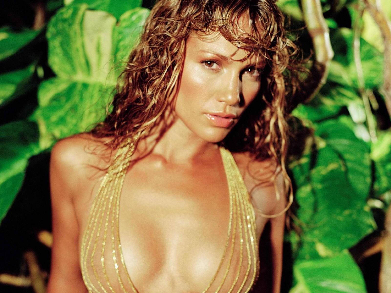 Wallpaper di Jennifer Lopez, cantante e attrice di origine latina
